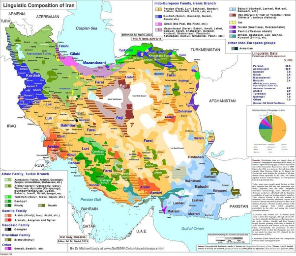 What do Iranians think of possible federalism in future Iran Quora