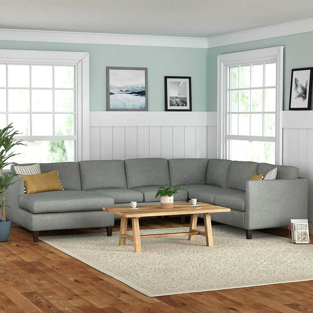 Modern Solid Wood Coffee Table Designs for Living Room