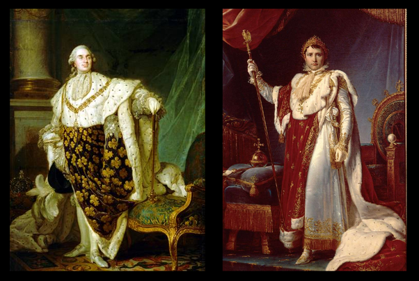 compare and contrast louis xiv and napoleon Compare and contrast the european rulers essays throughout this world's great history there have been many great rulers some of these great rulers to note would be philip ii of spain, louis xiv of france, catherine the great of russia, and peter the great of russia.