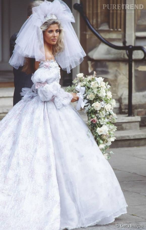4c595f0492 Why was Diana s wedding gown so awful  Catherine s gown was lovely ...
