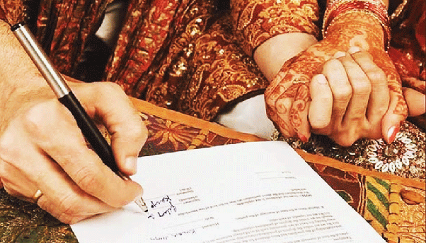 What is the procedure to get a marriage certificate in Pune