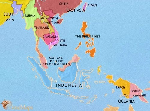 How did political boundaries in sw asia change after world war 1 at the end of the emergence of nations from colonial rule and the effects of world war ii the 1960s saw this geopolitical settlement prior to the ending gumiabroncs Images
