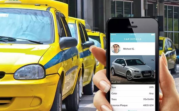 Which is best company that provide taxi booking app