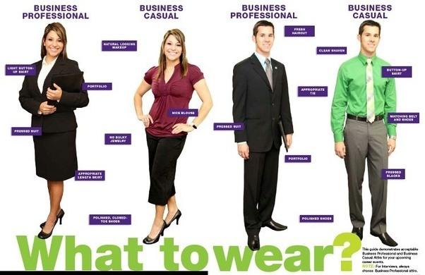 奖学金面试建议穿着什么着装要求?