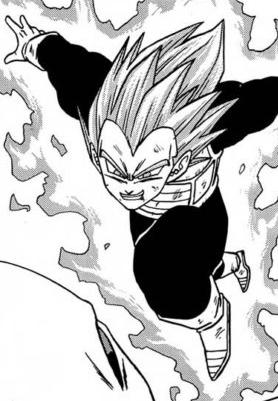 What Is Stronger Mastered Super Saiyan Blue Manga Or