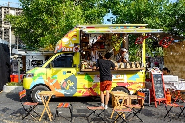 Can Be Turned In To This Kind Of Food Truck