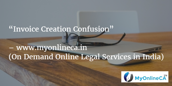 Is It Ok To Create Invoice Without Company Registration Quora - What should be included in an invoice furniture stores online
