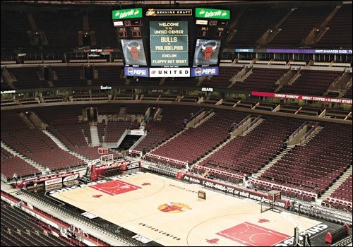 What Are The Top 10 Biggest Nba Stadiums Quora