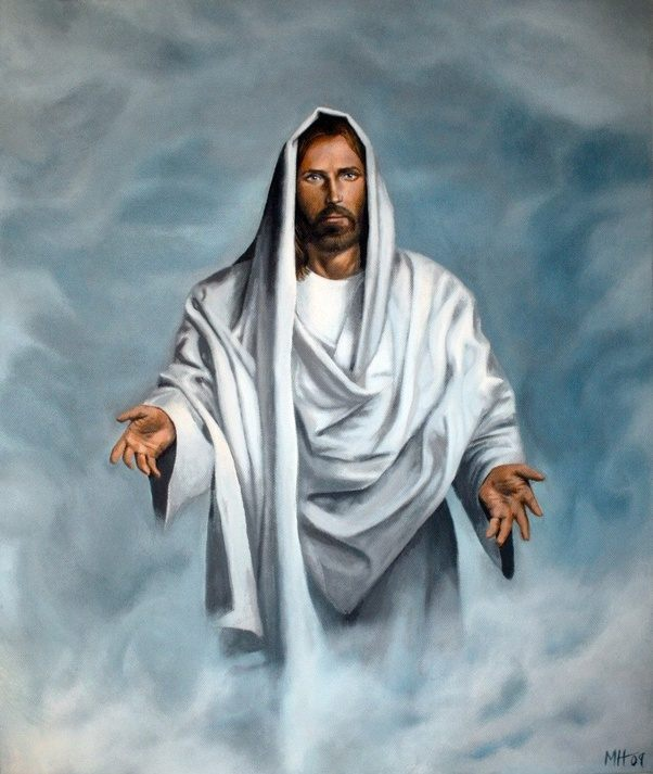 why are so many images of jesus a white man instead of the arab jew