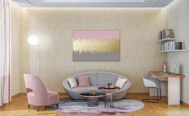 The architectural design and interior design trends