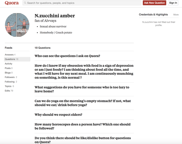Who can see our asked questions on Quora? - Quora