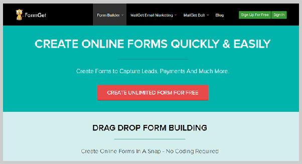 What's the best tool for creating forms online? - Quora