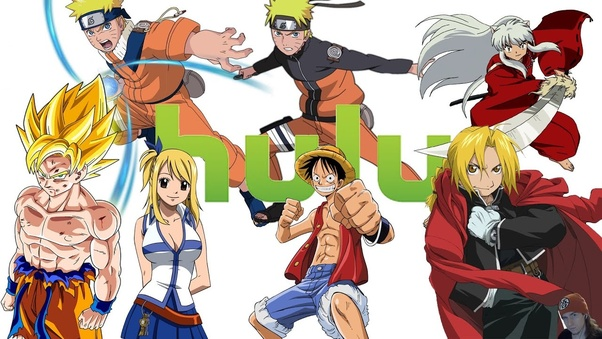 What Is The Best Anime Series To Watch On Hulu In 2019 Quora