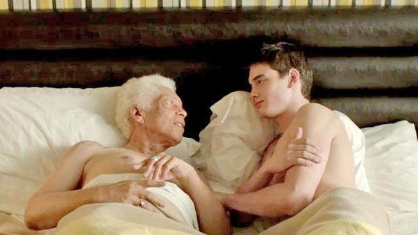 Men old mature gay Gay Elder