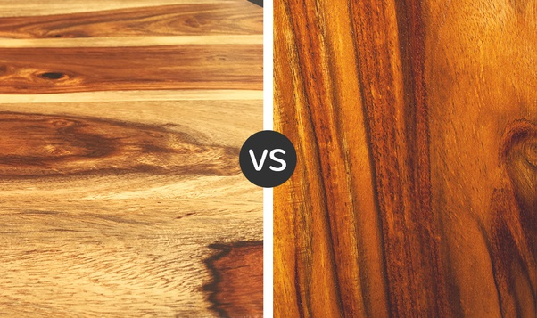 Differences between Rosewood and Sheesham Wood