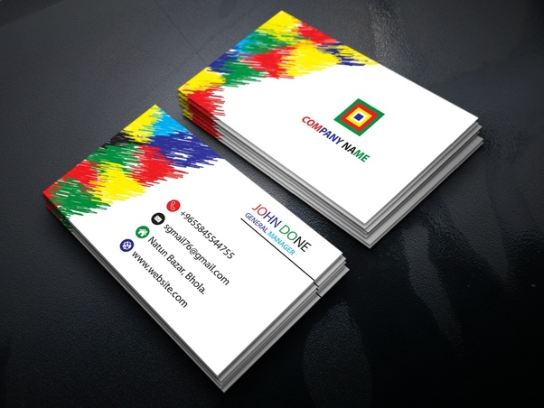 business cards are cards bearing business information about a company or individual they are shared during formal introductions as a convenience and a - Business Card Information