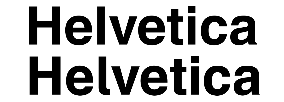 Why is Helvetica bad? - Quora