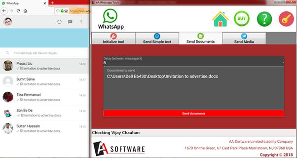 How to send bulk messages through WhatsApp - Quora