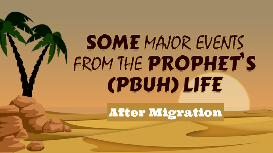 Why did Prophet Muhammad emigrate to Madina? - Quora