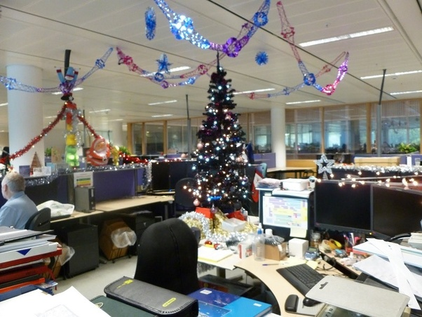 What is the best theme to decorate desk in office? - Quora