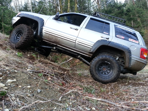 can you take a jeep grand cherokee laredo off roading quora can you take a jeep grand cherokee