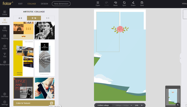 How to make a picture collage on Facebook - Quora