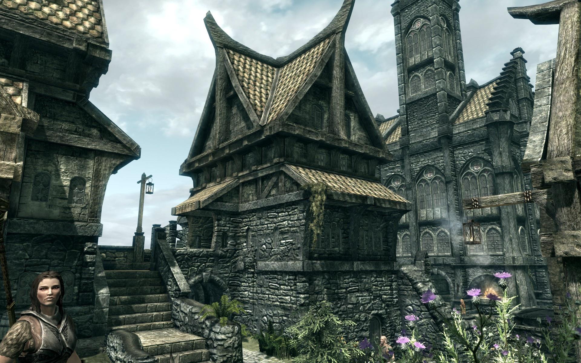 Best Hearthfire House 3
