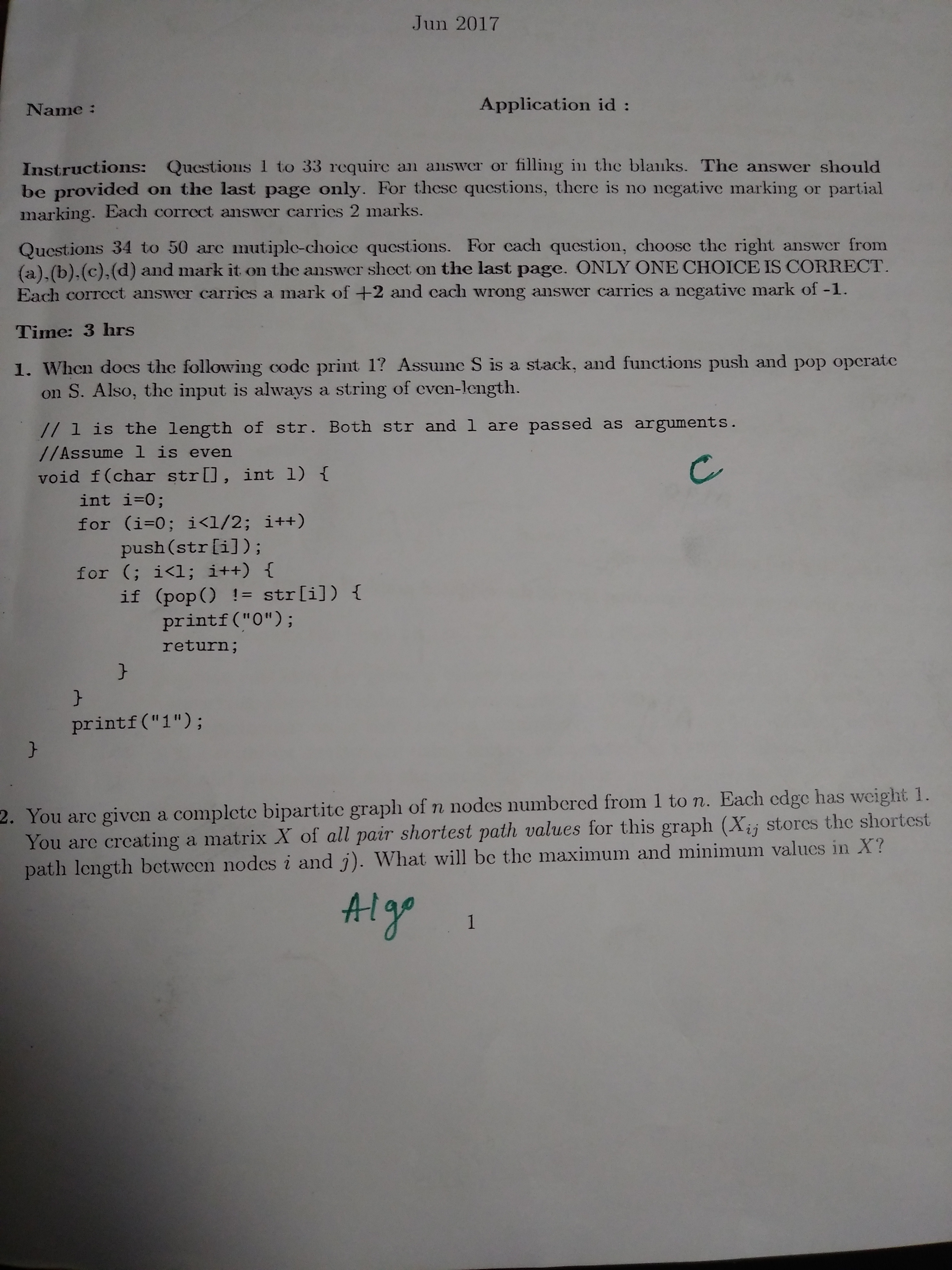 How to prepare for the IIT PhD written test - Quora