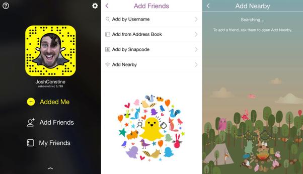 Snapchat username lookup Snapchat Nudes: