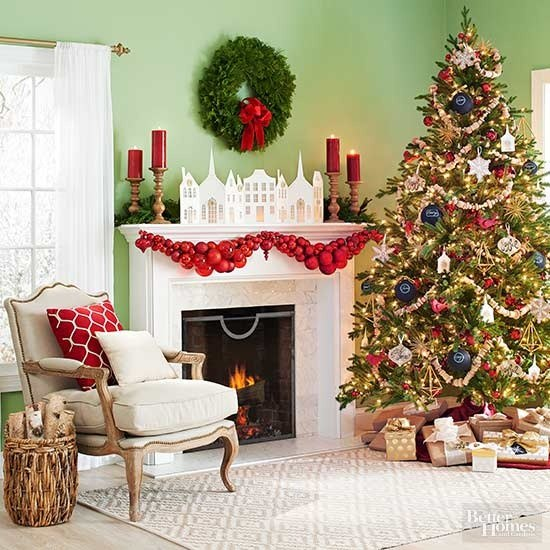 also at this time all the stores and malls also decorate the christmas tree and do major decorations with balls stars ice and much more thing - How Is Christmas Celebrated