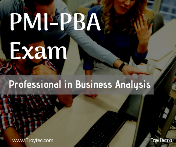 Which Is The Best Business Analyst Certification, PMI, PBA