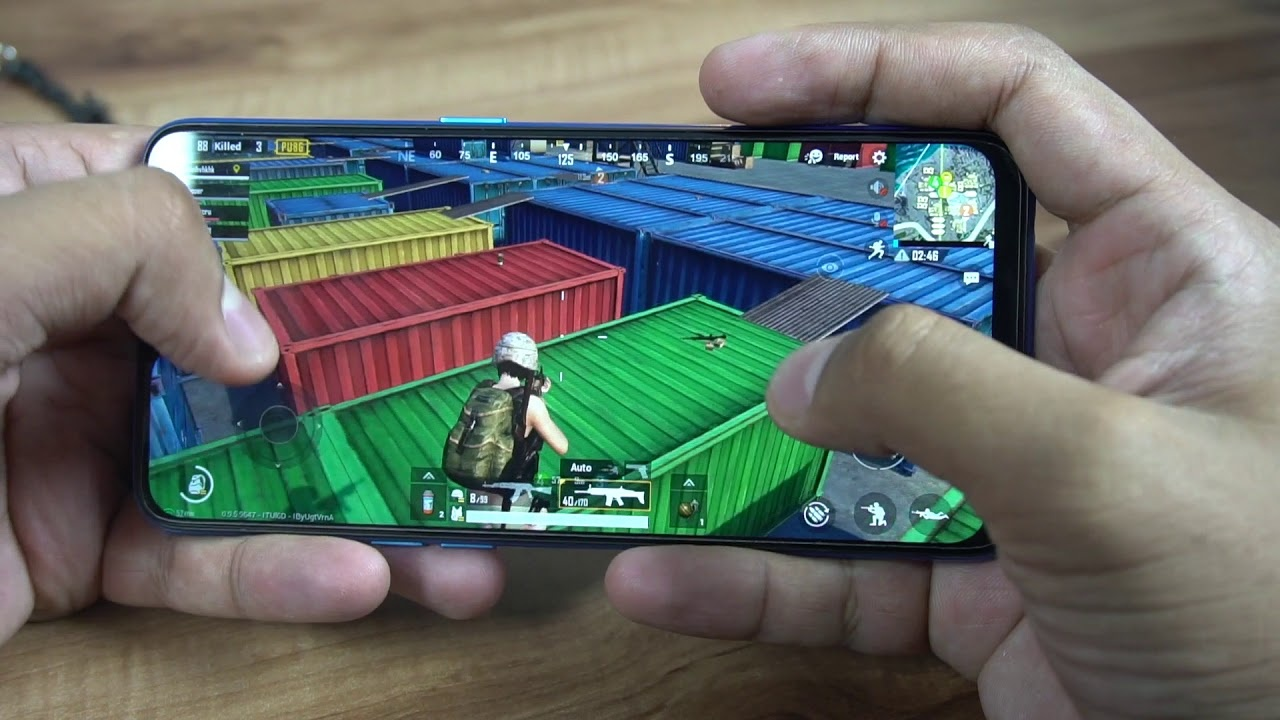 Can we play PUBG on Realme U1? - Quora