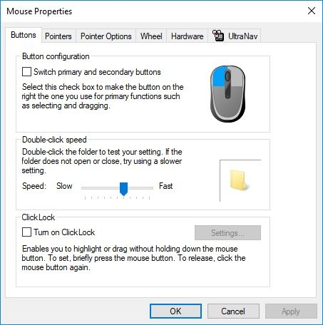 How to fix my mouse if the right click button isn't working
