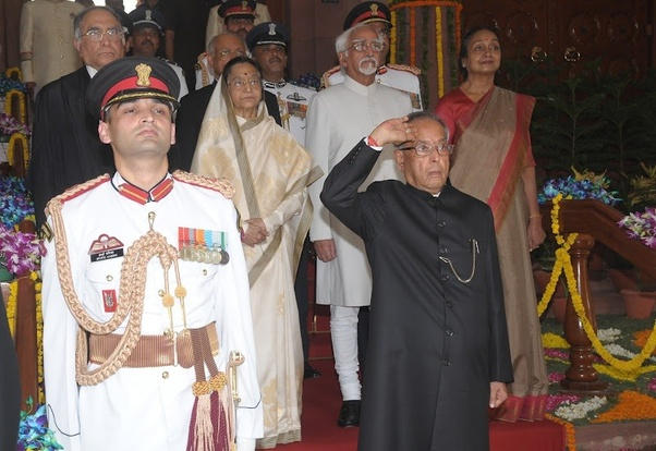eligibility of president of india