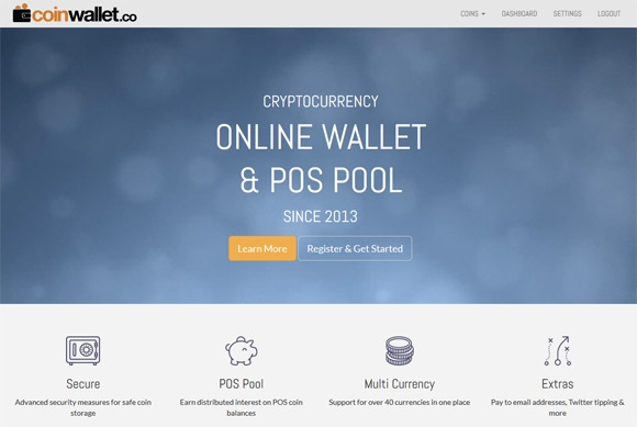 What is a cryptocurrency online wallet