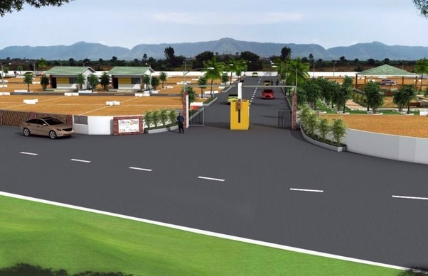 Which are some good places to buy NA plots in Pune within a