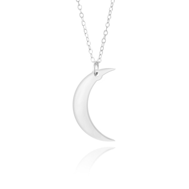 What Is The Symbolism Of Moon Necklaces And What Are The Colors