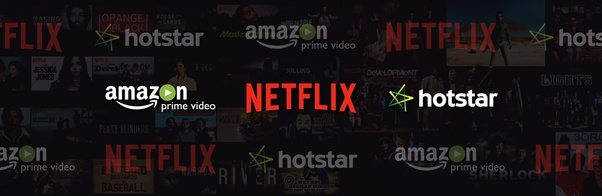 What video on demand services are available in India? - Quora