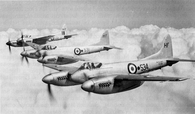 What was the fastest propeller airplane of WW2? - Quora