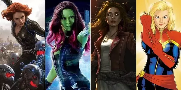 As Female Characters Are Indeed Under-Represented In The Mcu, Which Female Superheroes -1623