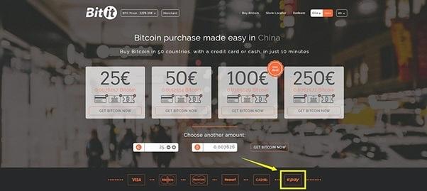 Comment acheter Bitcoin sur Bitit.io via Epay sans avoir besoin d'authentification