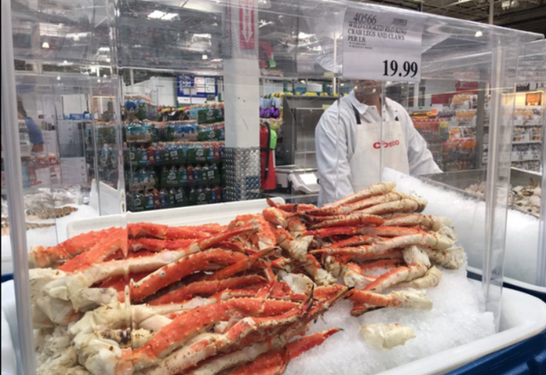How much does Alaskan King crab cost? - Quora