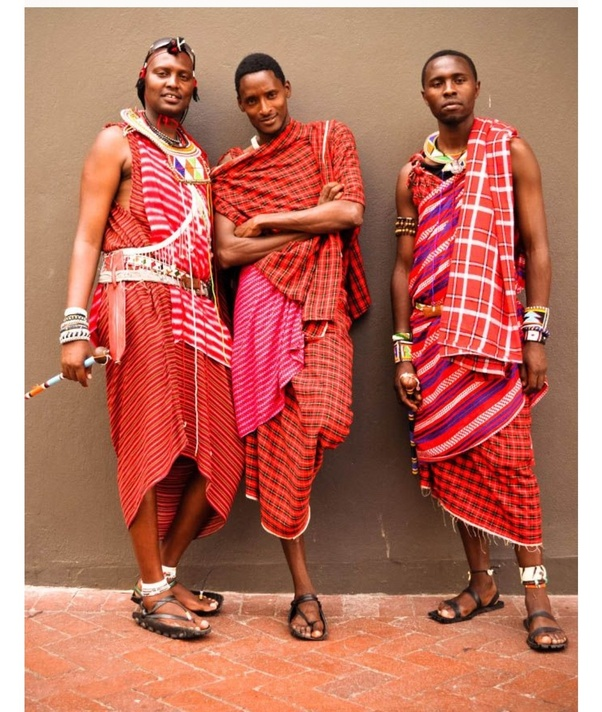What do Africans wear? - Quora