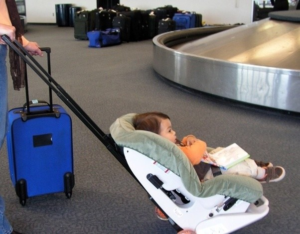Car Seat For  Year Old Toddlers Flying