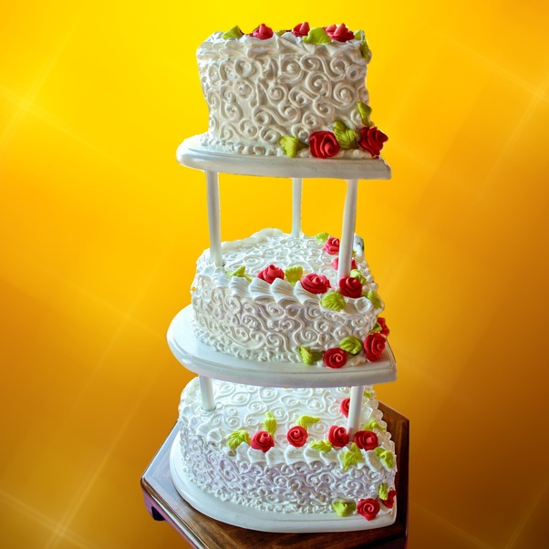 What is the essence of a wedding cake? - Quora