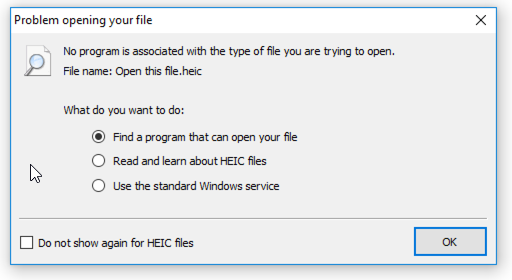 How to open files that say there is no app to open file - Quora