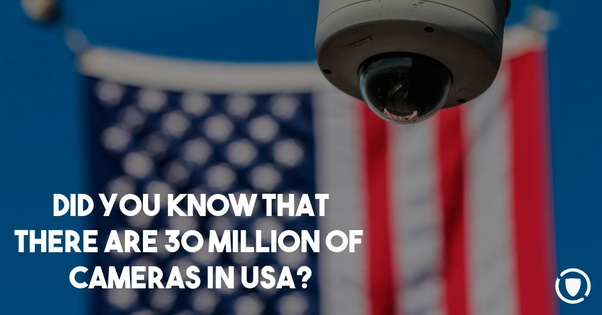 Is it illegal to have security cameras on a flagpole? - Quora