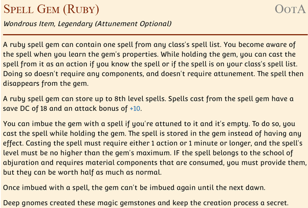 Cast A Spell Meaning