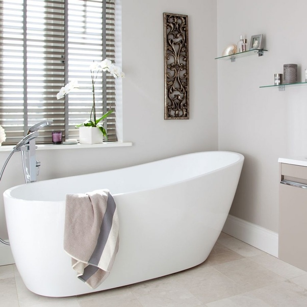 Home Decor: What's the best way to redecorate a bathroom ...