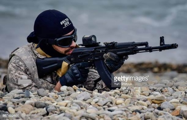 Why Is Indian Government Buying Ak 103 Rifles For Indian
